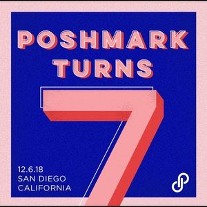San Diego Poshmark's 7th Birthday Party!